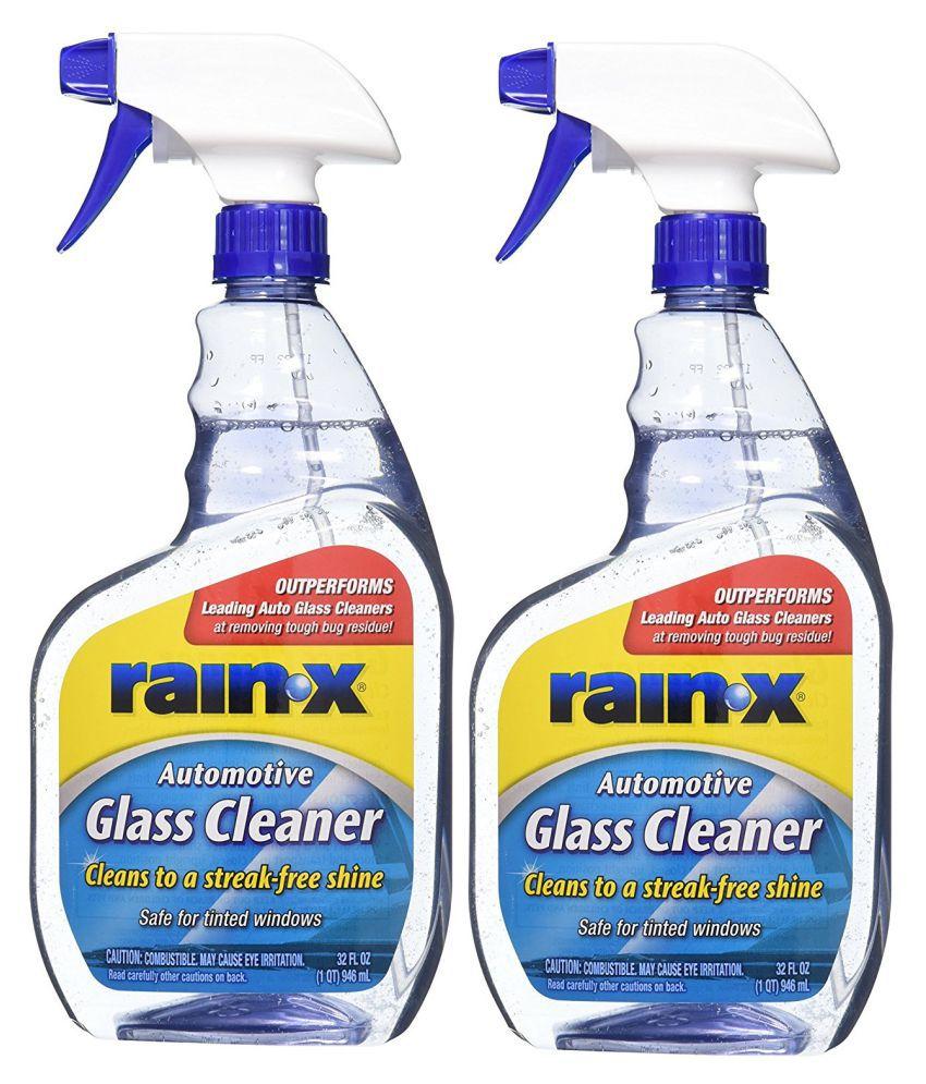 Rain-X Glass Cleaner Spray 946 Ml Pack Of 2