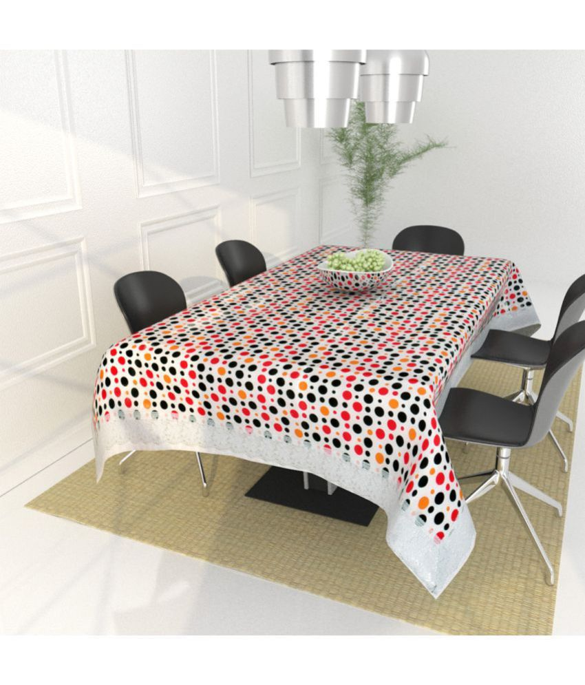 The Intellect Bazaar 4 Seater PVC Single Table Covers