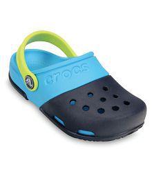 Crocs Kids Electro II Navy Blue Clogs