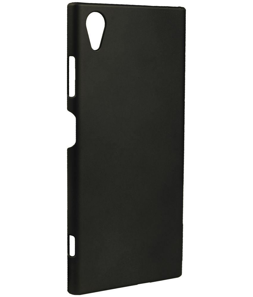 the best attitude 1020e a86a7 Sony Xperia XA1 Plus Plain Cases Winsome - Black