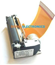 Divye Electronics 2 inch Thermal Printer Mechanism Single Function B/W Thermal Printer