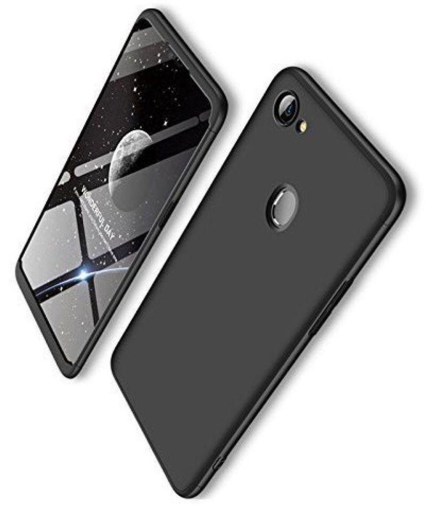 online store a08cc fef48 Oppo F7 Hybrid Covers JMA - Black Original Gkk 360° Protection Slim Case