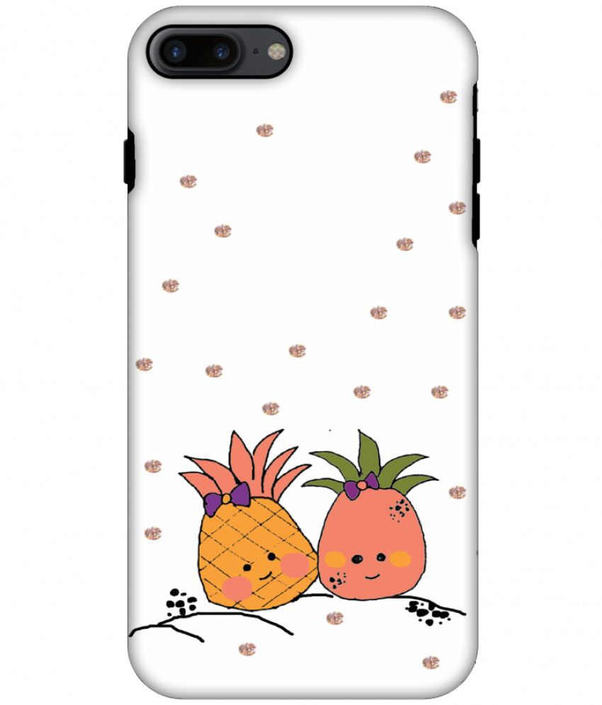 Apple Iphone 8 Plus Printed Cover By Amzer