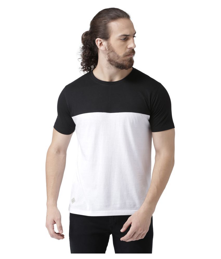 GRIFFEL White Round T-Shirt Pack of 1