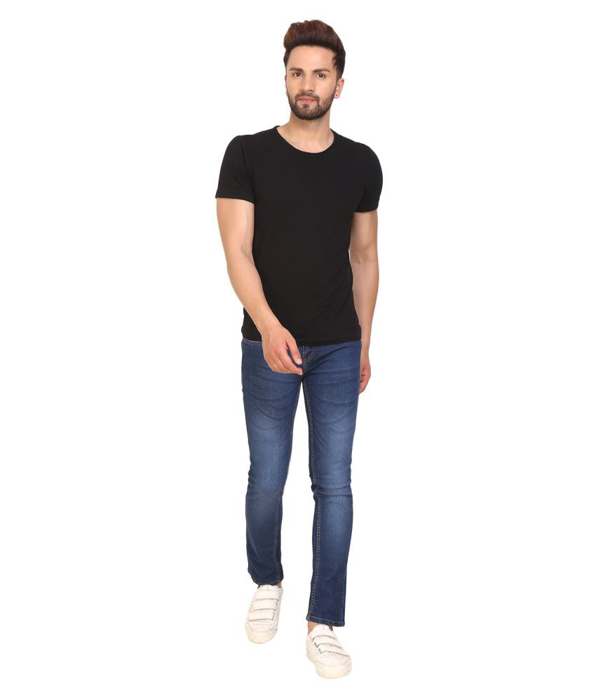 Druthers Blue Slim Jeans