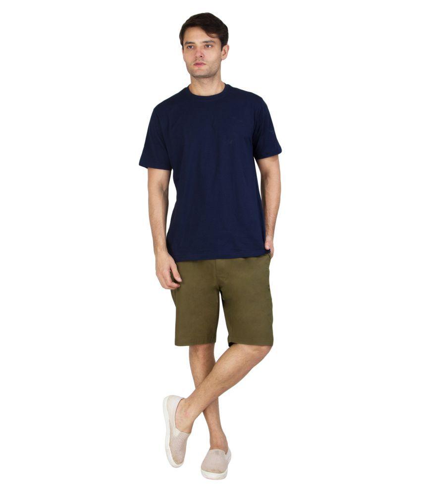 AUDAZ Green Shorts