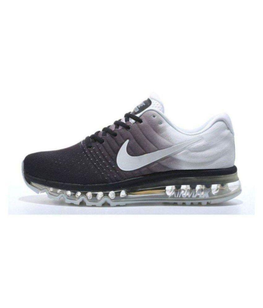 Nike Air Max 2017 Gray Running Shoes - Buy Nike Air Max ...