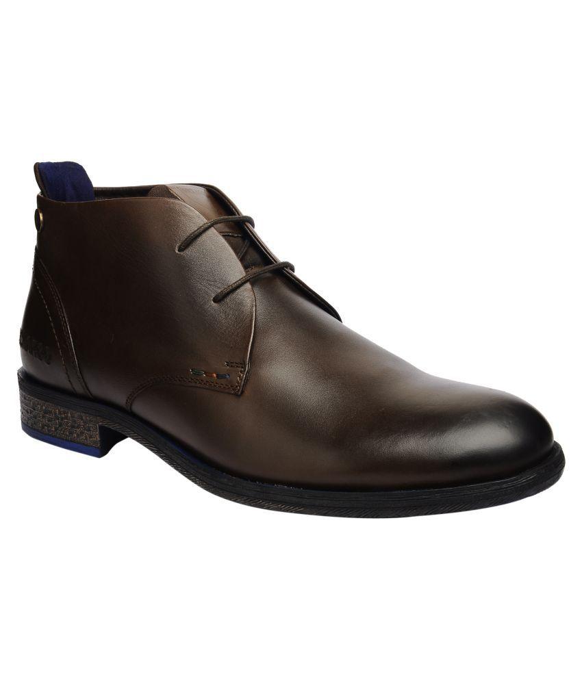 Buckaroo Brown Casual Boot