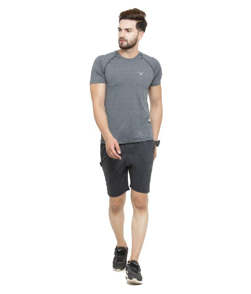 SPYFI Grey Shorts