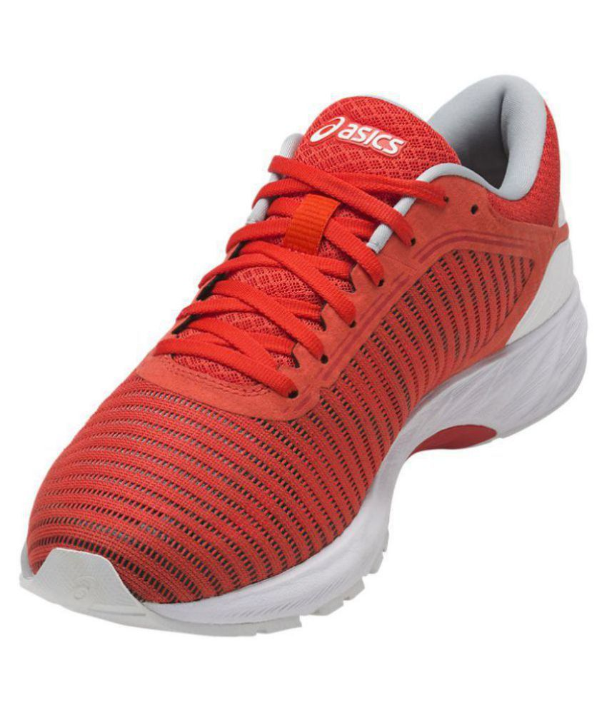 hot sale online ef802 e495c Asics DYNAFLYTE 2 Orange Running Shoes