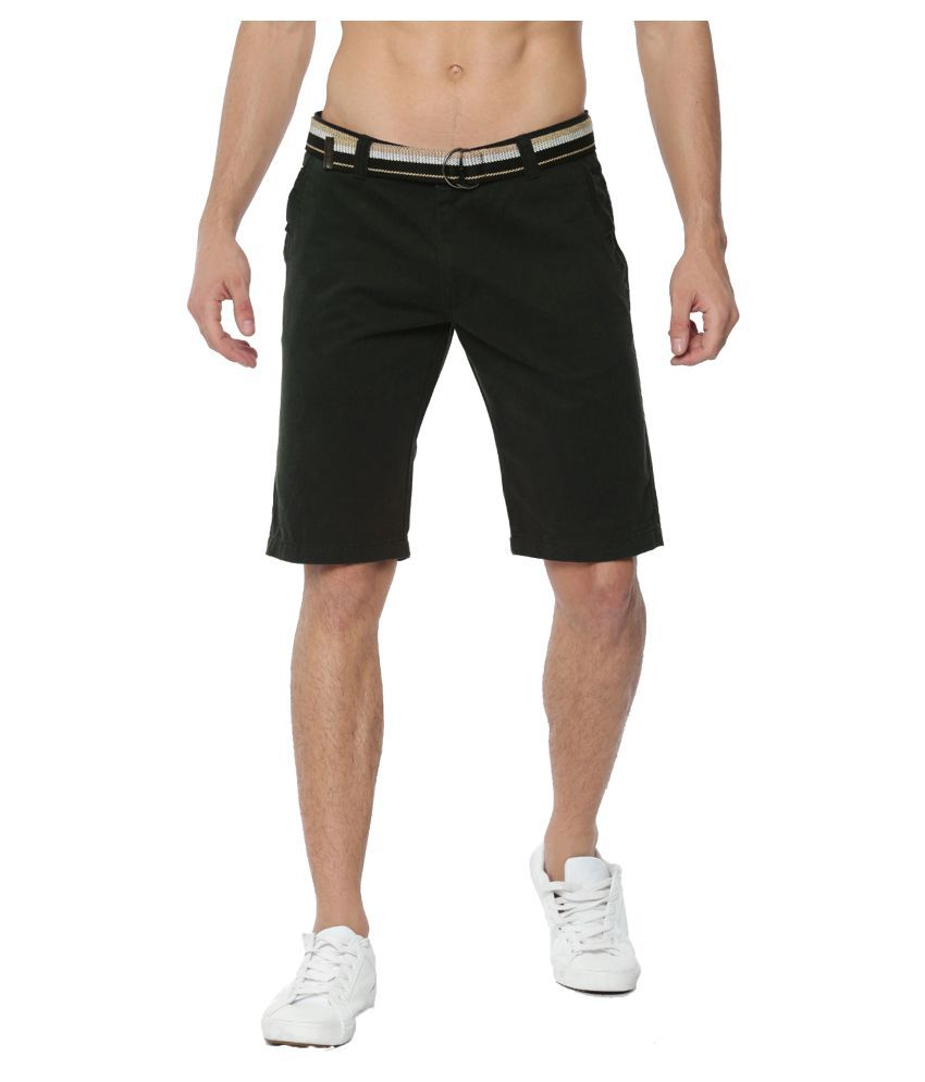 Sports 52 Wear Black Shorts