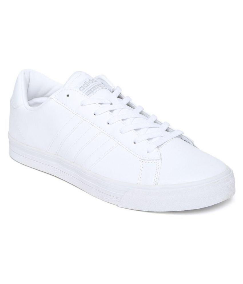 Adidas Neo Sneakers White Casual Shoes - Buy Adidas Neo Sneakers White Casual  Shoes Online at Best Prices in India on Snapdeal 99e2823b1