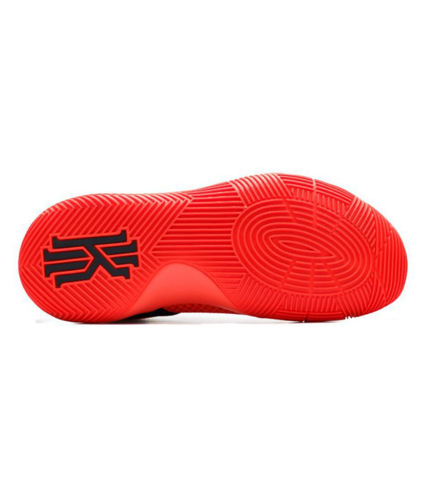 3b42556b Nike KYRIE 2 SMME BLACK Red Basketball Shoes - Buy Nike KYRIE 2 SMME ...