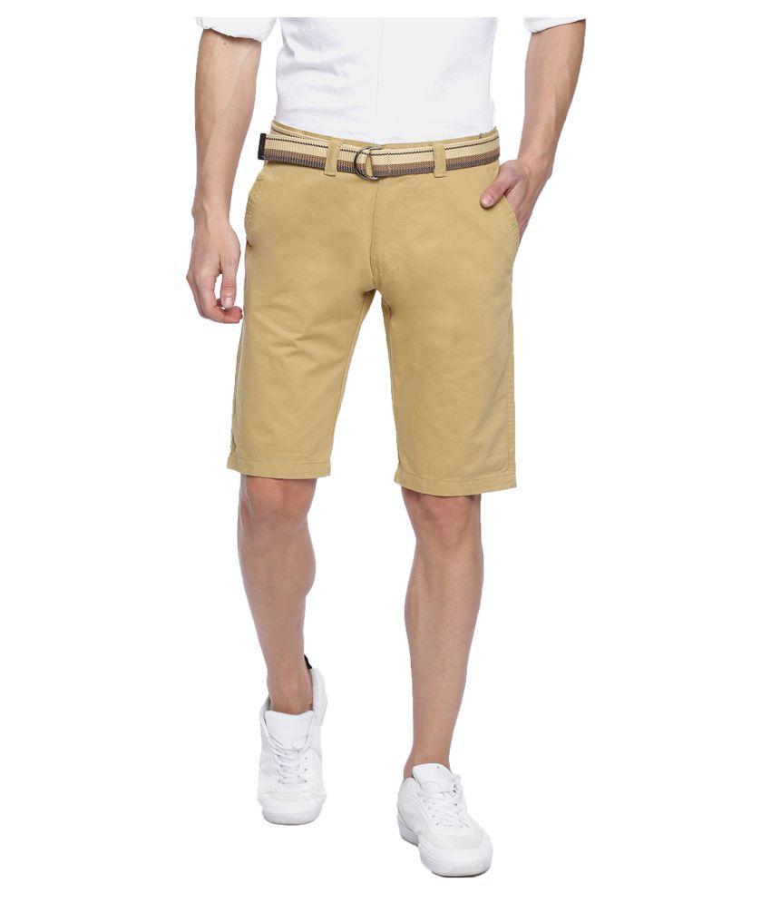 Sports 52 Wear Beige Shorts