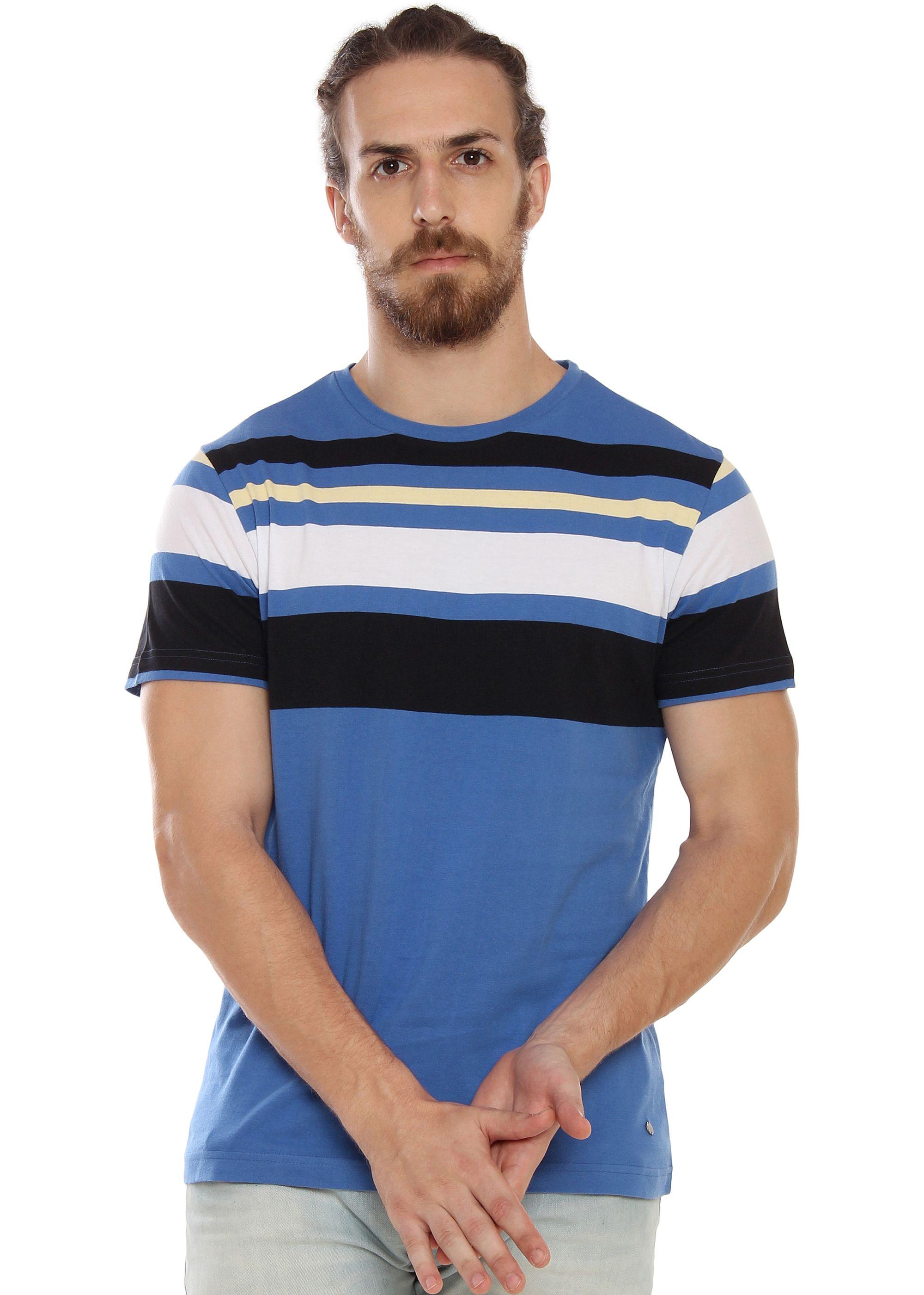 Smokestack Multi Round T-Shirt Pack of 1