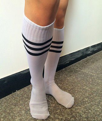 Newest Soccer Baseball Football Basketball Sport stockings Ankle Men Women Socks white