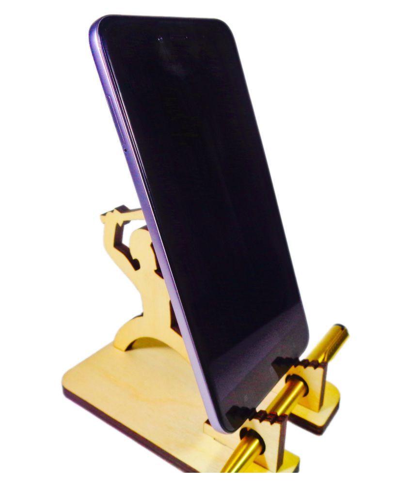 Nekbal Mobile Stand And Pen Holder For Home Kitchen Office Travel Warrior Design