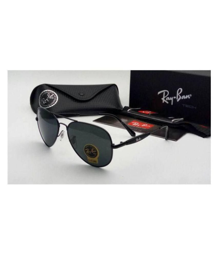 0dc07a0ed Ray Ban Avaitor Black Aviator Sunglasses ( ( 3517/58/14 ) ) - Buy Ray Ban  Avaitor Black Aviator Sunglasses ( ( 3517/58/14 ) ) Online at Low Price -  Snapdeal