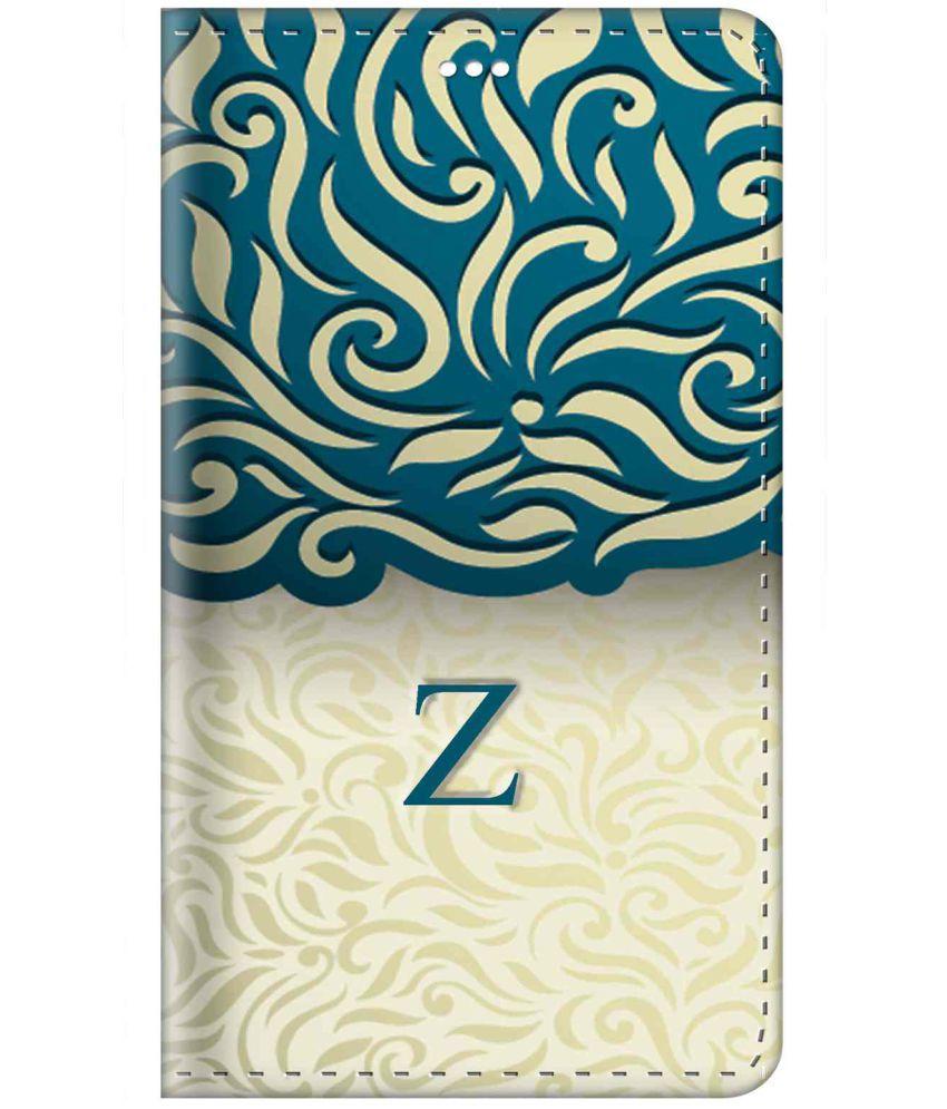 Honor 7C Flip Cover by ZAPCASE - Multi