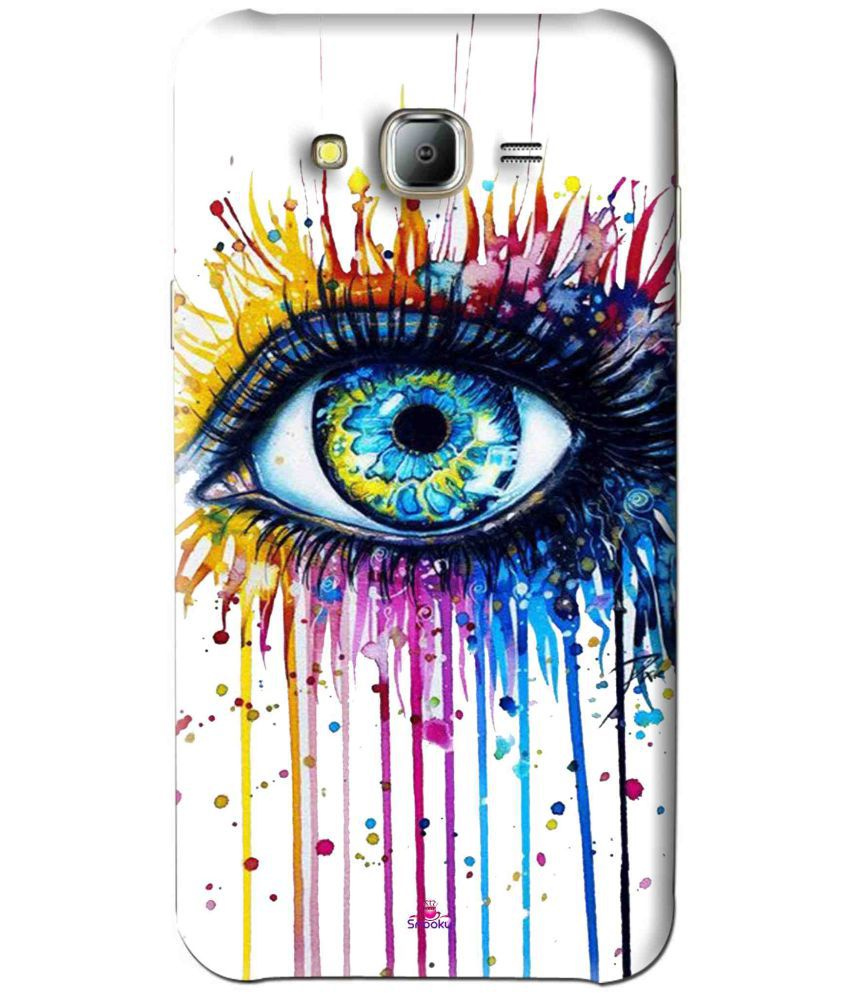 Samsung Galaxy J7 3D Back Covers By Snooky