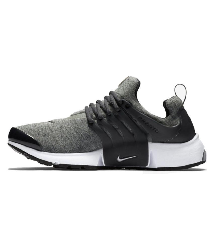 uk availability 2f196 68493 ... clearance nike air presto tech fleece running shoes 93e09 1f944