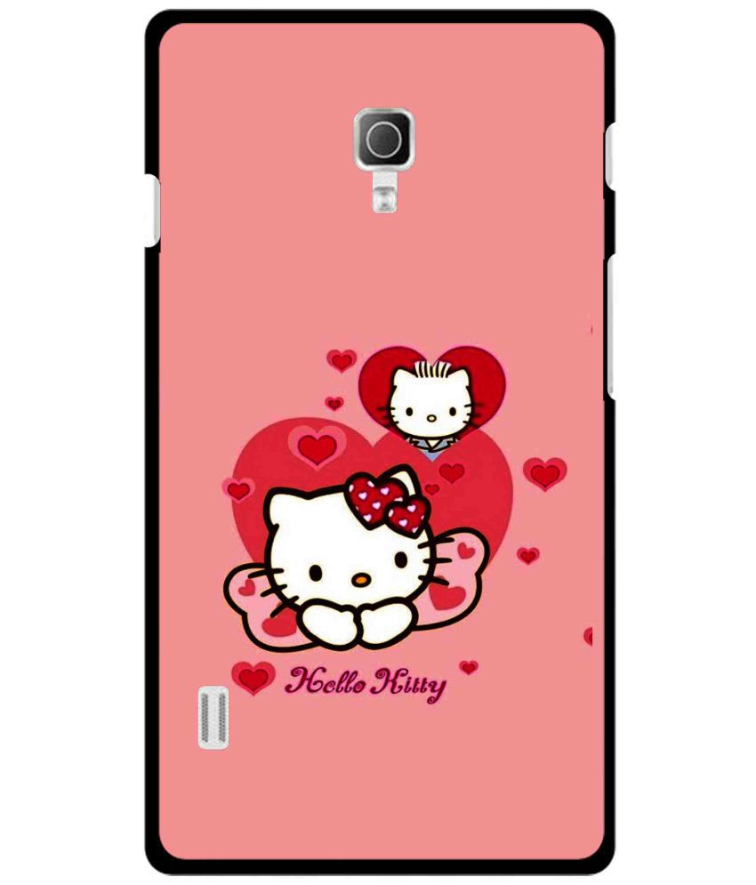 Lg Optimus L7 II P715 Printed Cover By Snooky