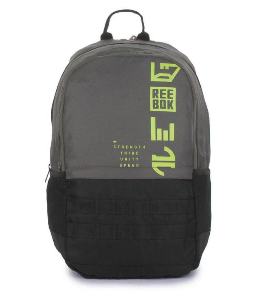 710229718d Reebok Gray Kids Rebelz Backpack - Buy Reebok Gray Kids Rebelz Backpack  Online at Low Price - Snapdeal