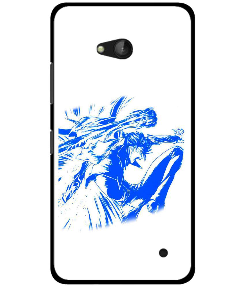 Nokia Lumia 640 Printed Cover By Snooky