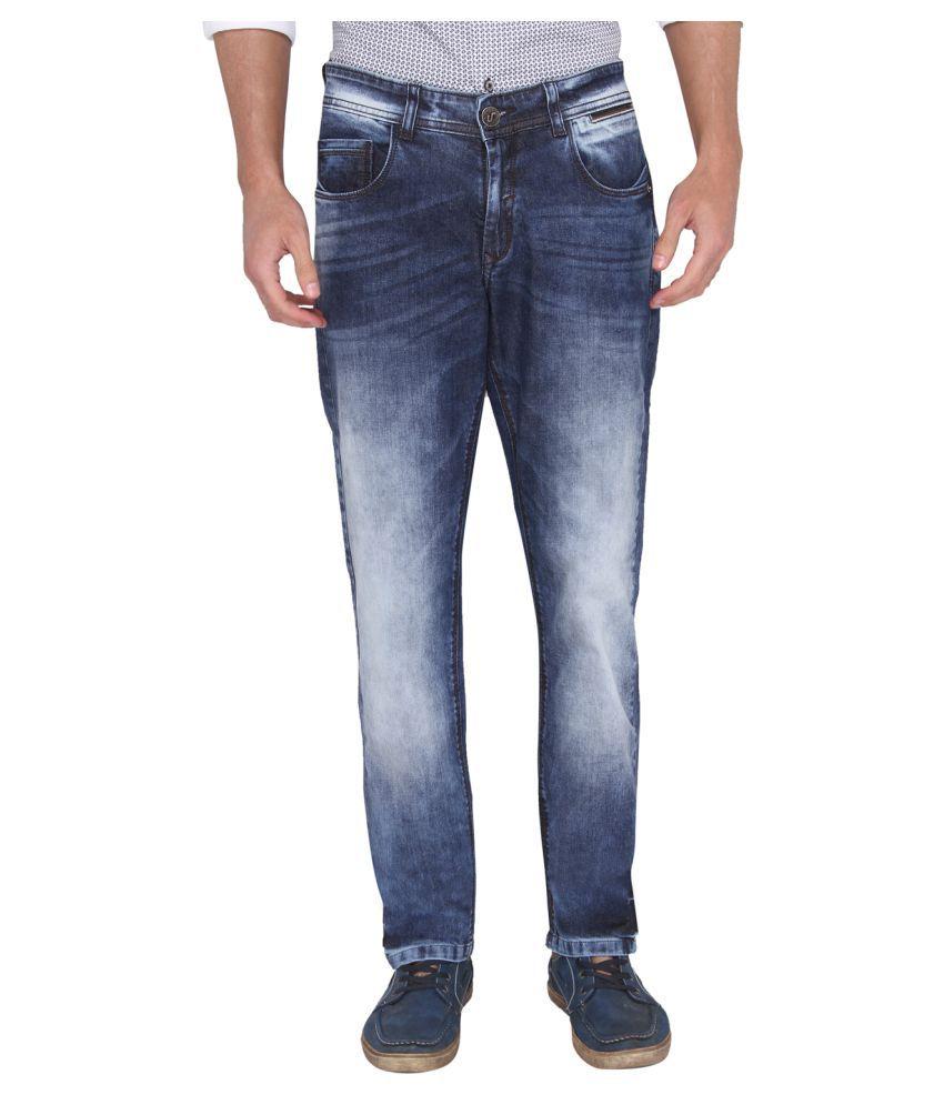 A la Mode Blue Slim Jeans
