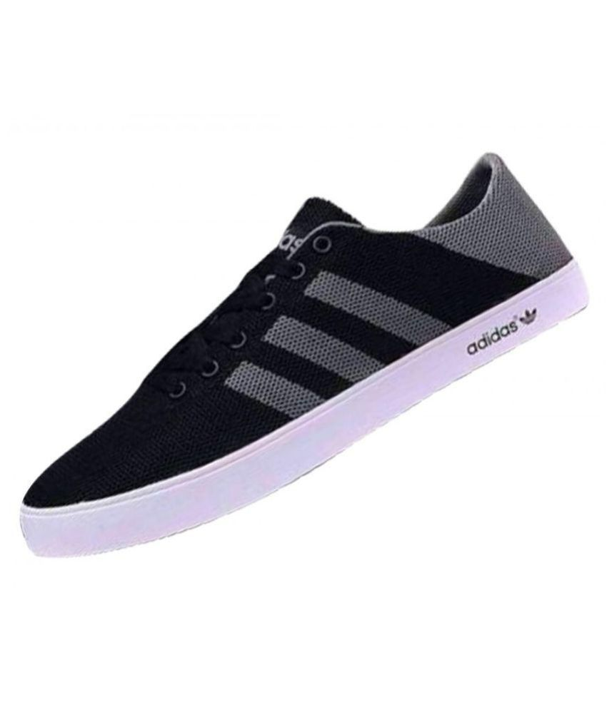 Shopping > adidas neo sneakers black casual shoes |