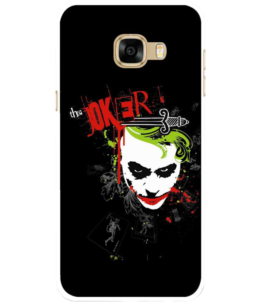 Samsung Galaxy C7 Printed Cover By Snooky