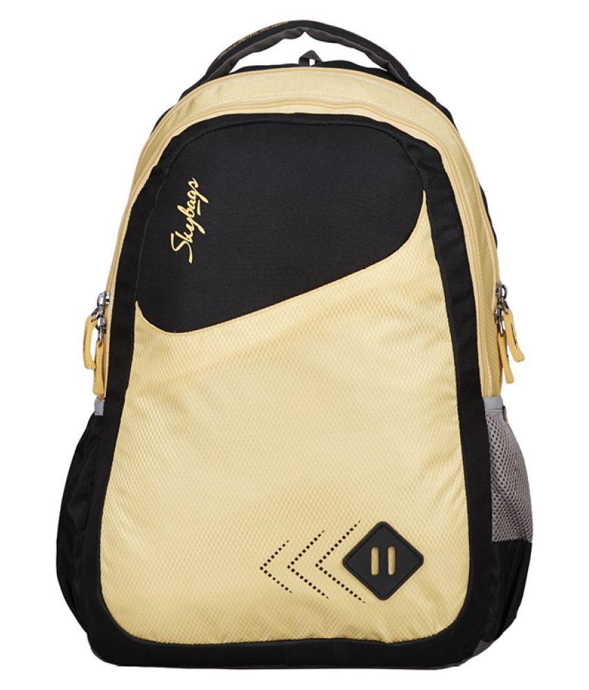 Skybags Branded Backpacks Laptop Bags SCHOOL BAG BLACK FOOTLOOSE LEO 4 - Buy  Skybags Branded Backpacks Laptop Bags SCHOOL BAG BLACK FOOTLOOSE LEO 4  Online ... d84cd2d4ec