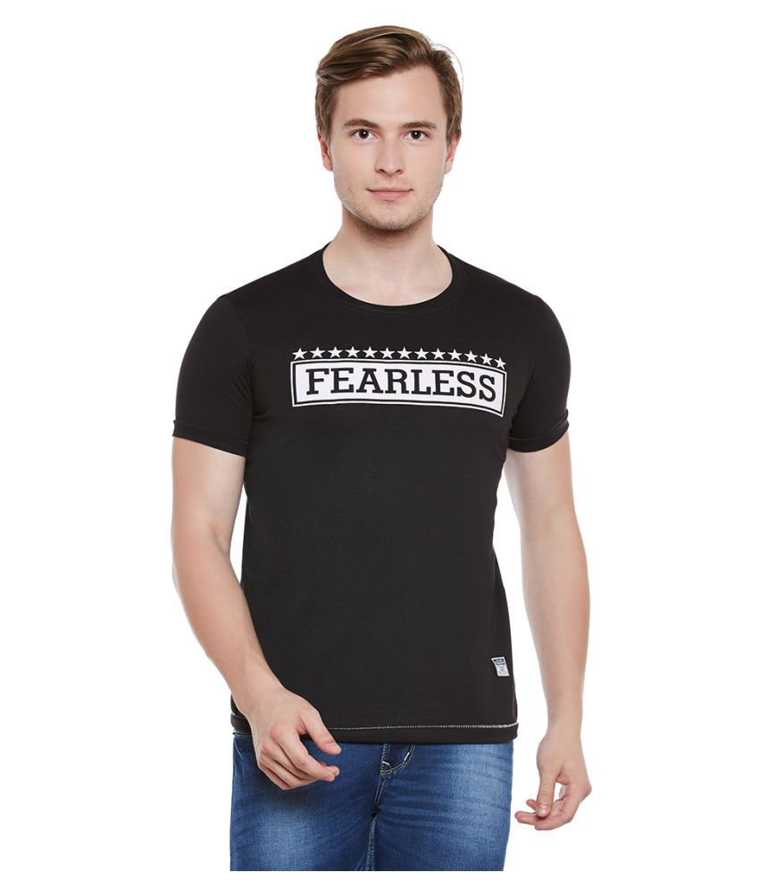 Duke Black Round T-Shirt