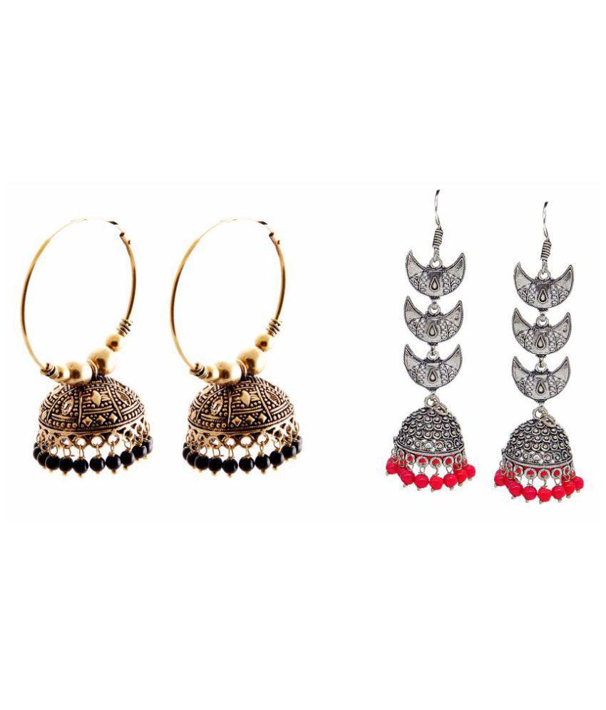 Malifionna Fashionable Earring Combo -MER233B-002