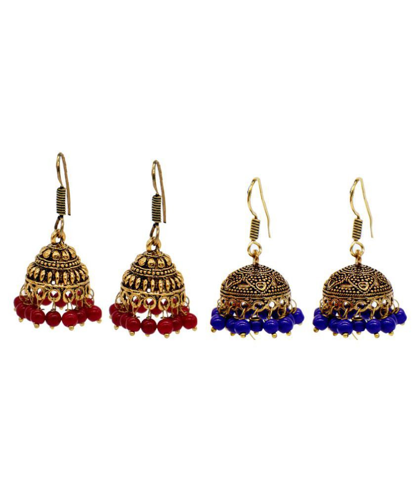 Malifionna Fashionable Earring Combo -MFER069-039