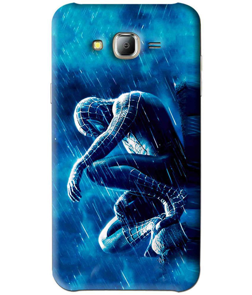 Samsung Galaxy J7 Printed Cover By Snooky