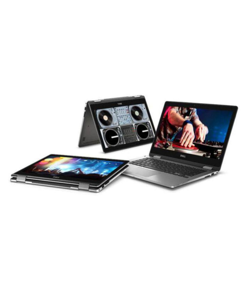 Dell Inspiron 7378 Notebook Core i5 (7th Generation) - 8 GB RAM - 33.78cm(13.3) -  Windows 10 Home - SILVER