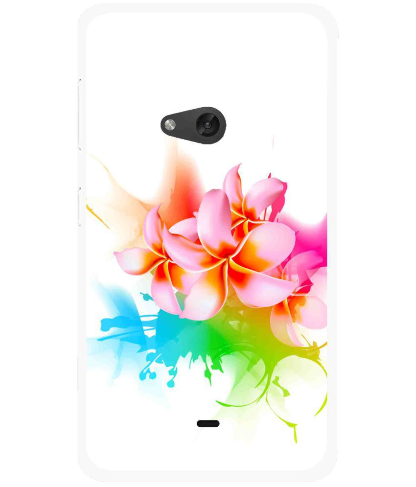 Nokia Lumia 625 Printed Cover By Snooky