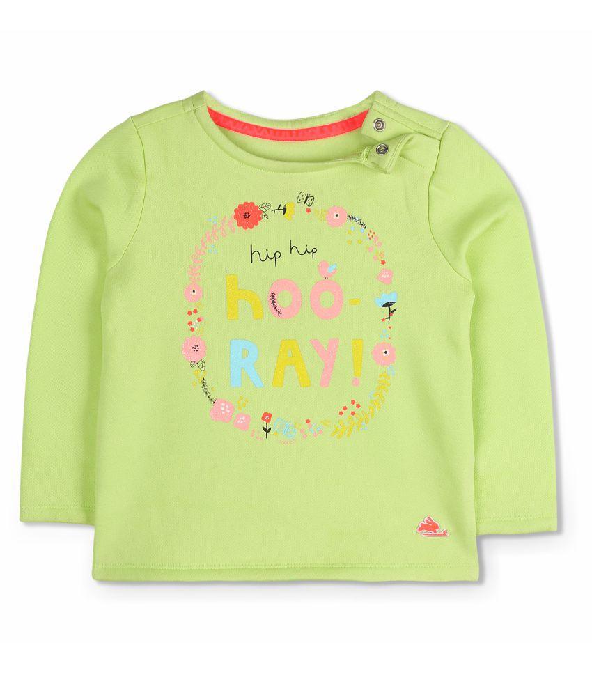 Cherry Crumble Brightening Print Sweatshirt