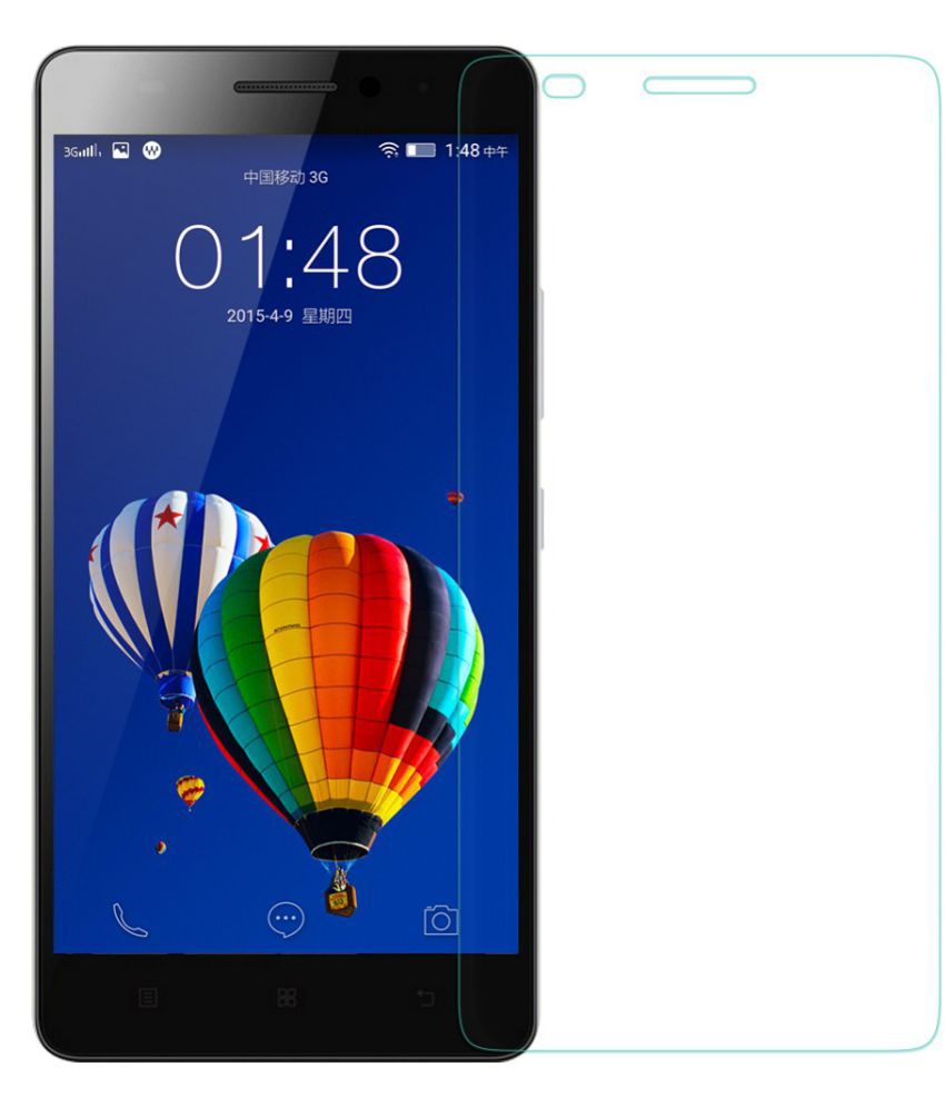 Lenovo A7000 Plus Tempered Glass Screen Guard By Spectacular Ace