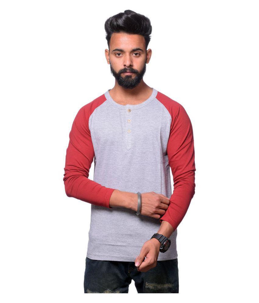 Hunkmart Multi Round T-Shirt