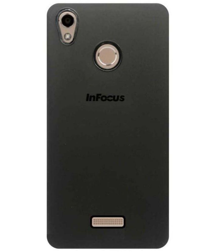 infocus turbo 5  Infocus Turbo 5 Shock Proof Case Furious3D - Black - Plain Back ...