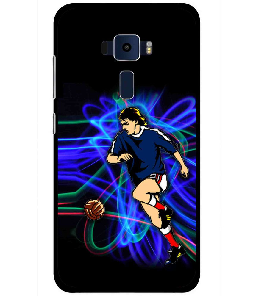 Asus Zenfone 3 Ze520kl-1a035in Printed Cover By Snooky