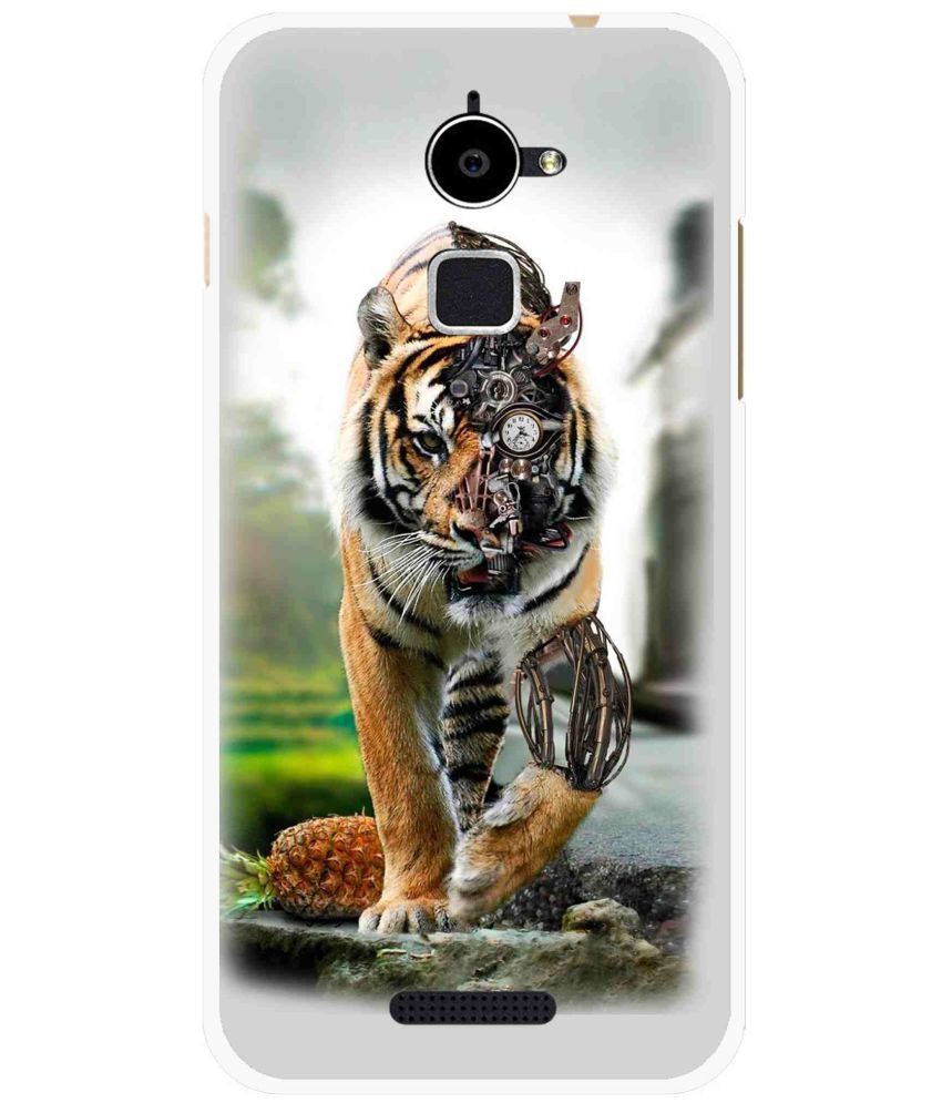 Coolpad Note 3 Lite Printed Cover By Snooky