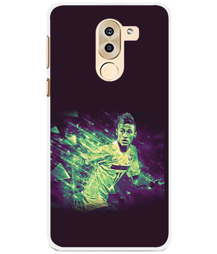 Huawei Honor 6X Printed Cover By Snooky