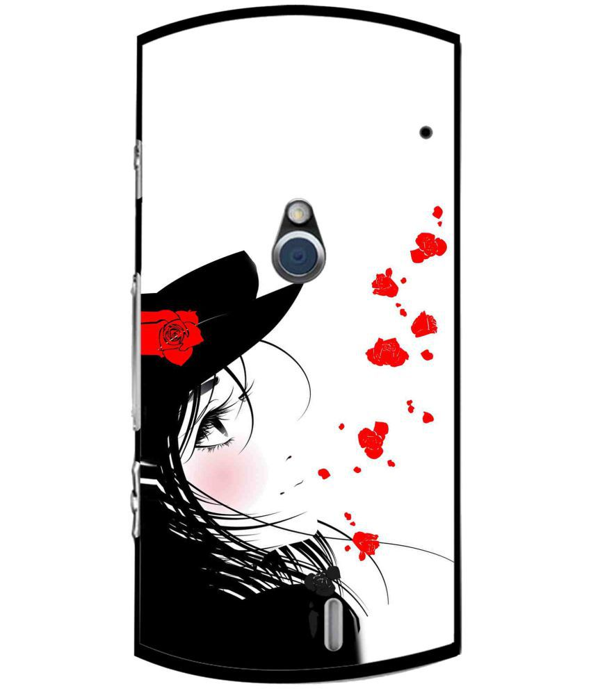 Sony Ericsson Xperia Neo V Printed Cover By Snooky