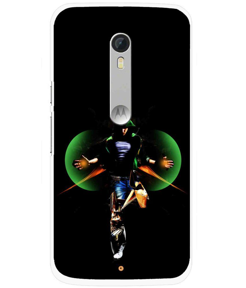 Motorola Moto X Style Printed Cover By Snooky