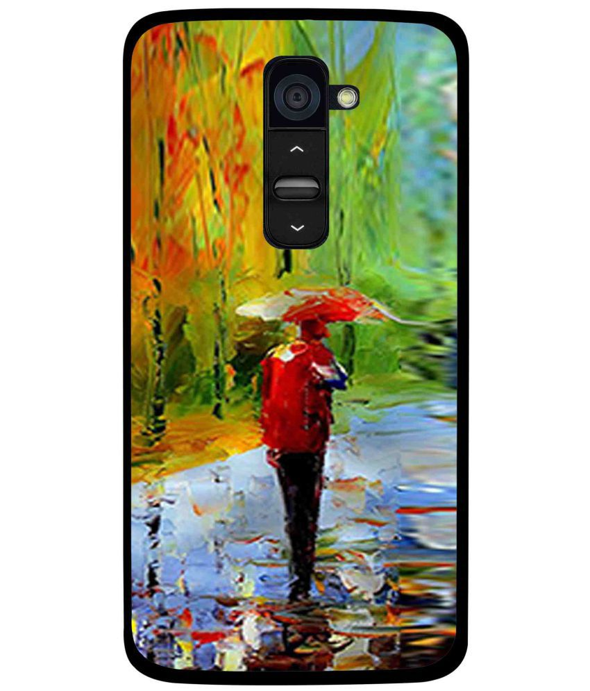 Lg G2 Printed Cover By Snooky