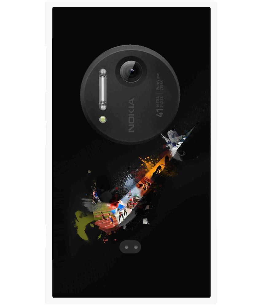 Nokia Lumia 1020 Printed Cover By Snooky