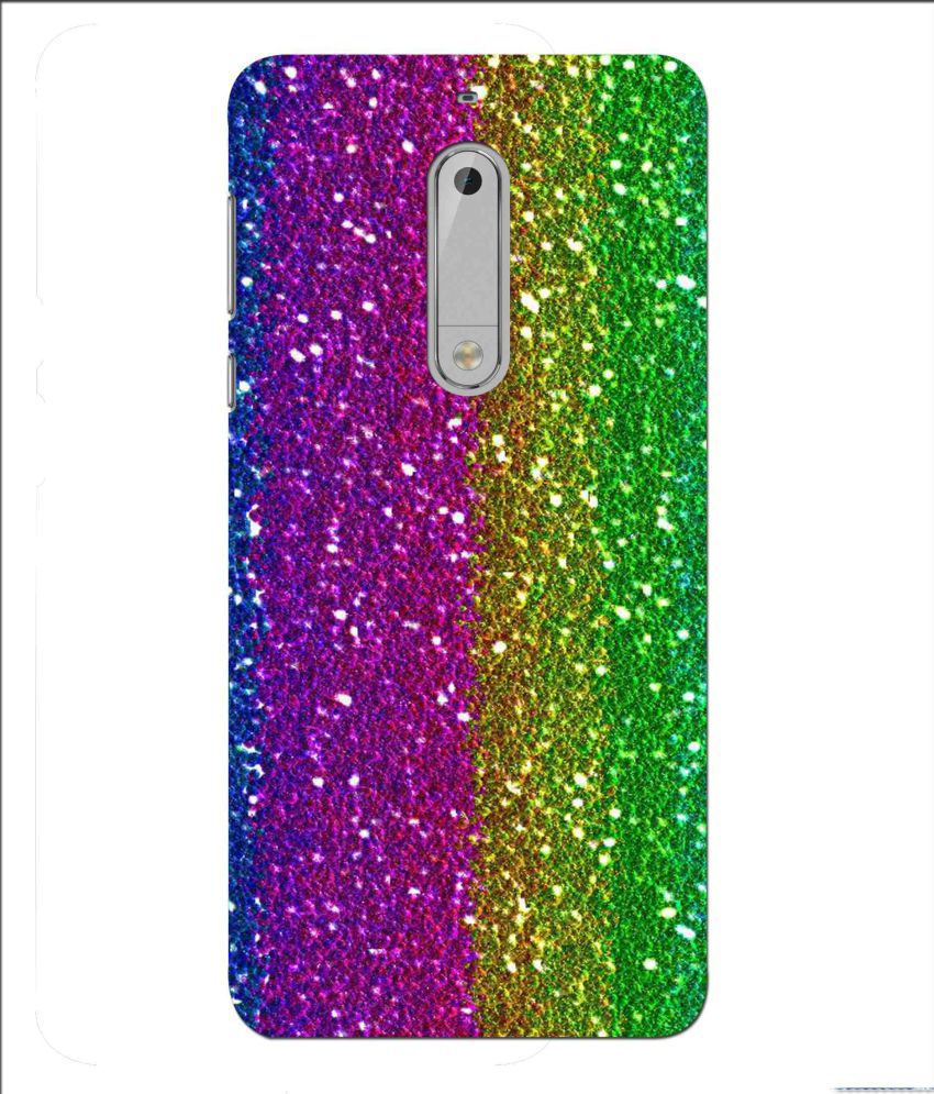 Nokia 5 Printed Cover By Snooky